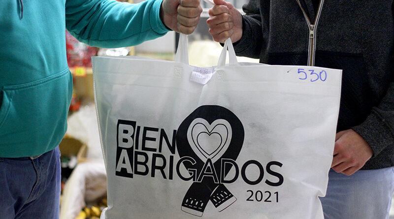 Más de 3.900 personas refugiadas y migrantes venezolanas en Argentina recibieron abrigo para atravesar el invierno